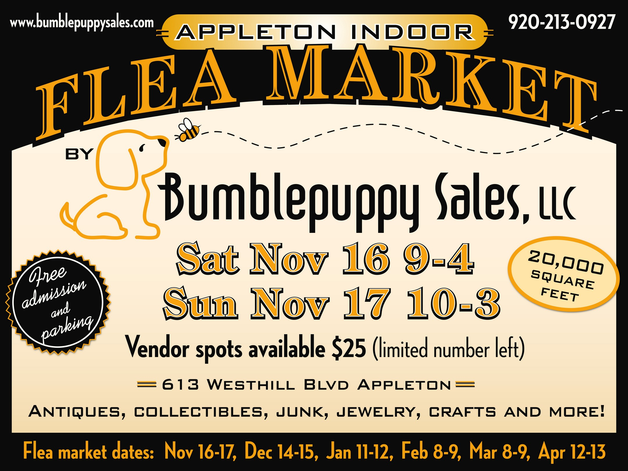 Appleton Indoor Flea Market